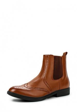 Ботинки Maverick. Цвет: коричневый