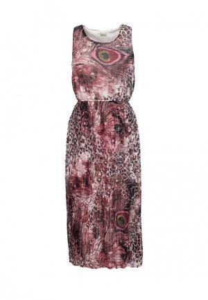 Платье Bruebeck. Цвет: бордовый