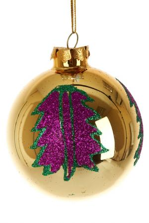 Украшение подвесное, 8 см Monte Christmas. Цвет: мульти