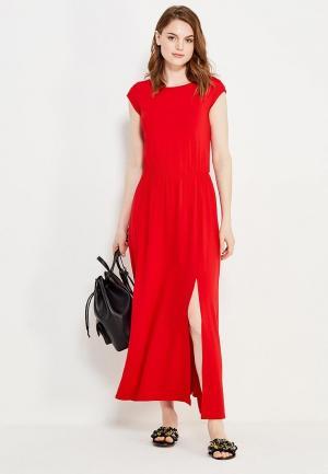 Платье Nife. Цвет: красный