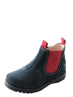 Ботинки для  девочки PRIMIGI. Цвет: синий