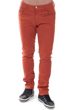 Брюки GIORGIO DI MARE. Цвет: оранжевый