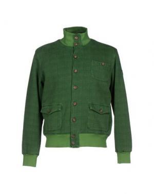 Куртка COOPERATIVA PESCATORI POSILLIPO. Цвет: зеленый