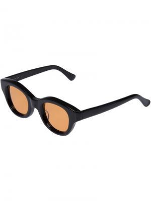 Солнцезащитные очки Hook Hakusan. Цвет: чёрный