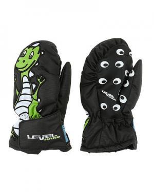 Лыжные рукавицы  Animal level. Цвет: оливковый
