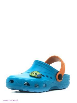 Сабо Дюна. Цвет: зеленый, бирюзовый, голубой, оранжевый