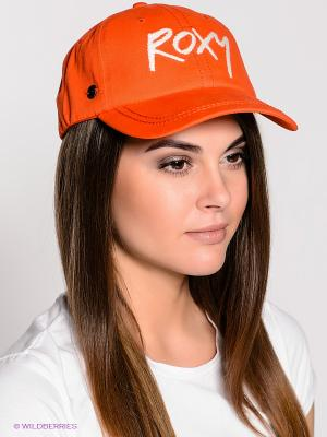 Кепка Extra Innings J HATS ROXY. Цвет: оранжевый