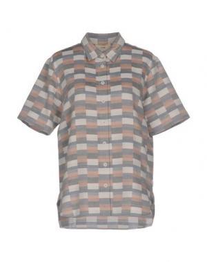 Pубашка FOLK. Цвет: песочный