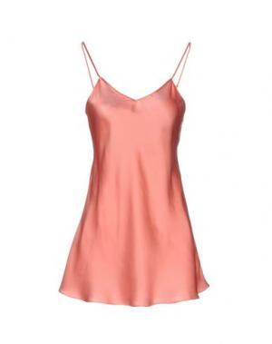 Комбинация VIVIS. Цвет: лососево-розовый