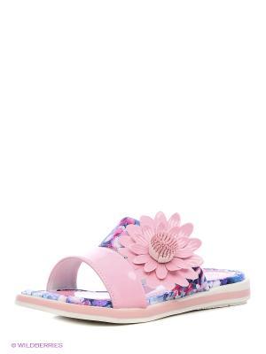 Пантолеты Mursu. Цвет: розовый