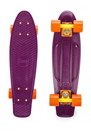 Скейборд Penny. Цвет: фиолетовый