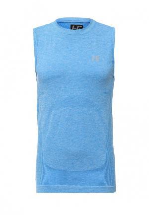 Майка спортивная Mango Man. Цвет: голубой