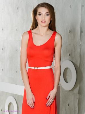 Платье GILLI. Цвет: красный