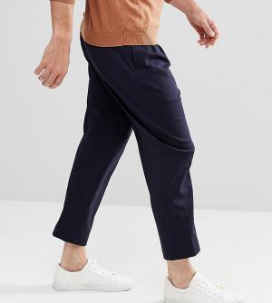 Noak Трикотажные брюки с широкими штанинами. Цвет: темно-синий
