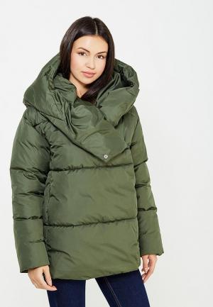 Куртка утепленная Imocean. Цвет: хаки