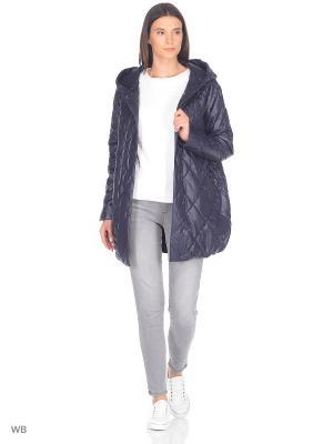 Куртка WINTERRA. Цвет: темно-синий