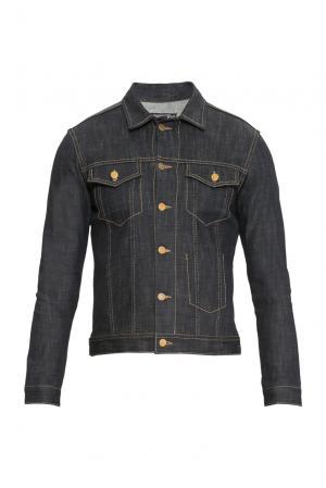 Джинсовая куртка 159306 Izreel Denim. Цвет: синий