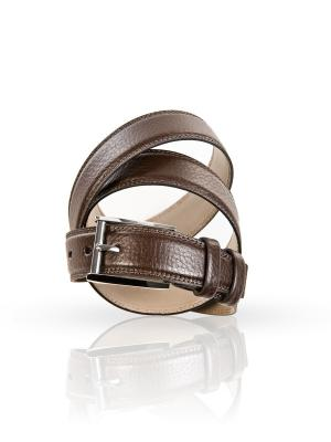 Ремень Dali Exclusive. Цвет: коричневый, бежевый