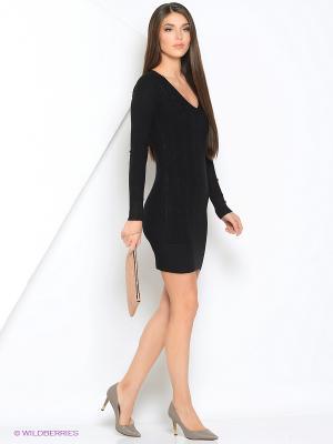 Платье Monlaydia. Цвет: черный