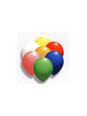 Упаковка 100 шариков 10 Everts. Цвет: красный