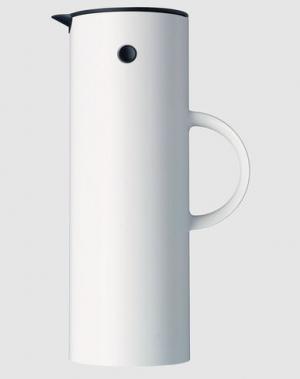 Для чая и кофе STELTON. Цвет: белый