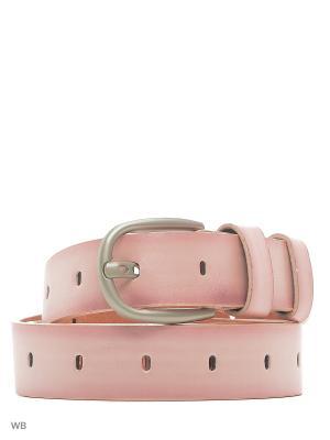 Ремень Pur. Цвет: розовый