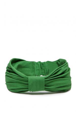 Повязка на голову 124734 Lolita Shonidi. Цвет: зеленый