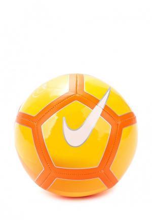 Мяч футбольный Nike. Цвет: оранжевый