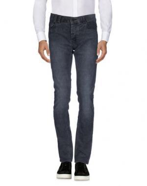 Повседневные брюки 0051 INSIGHT. Цвет: свинцово-серый