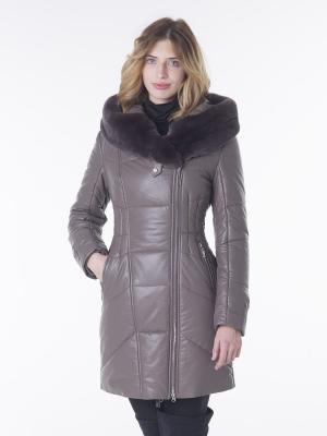 Пальто OSTRICH. Цвет: светло-коричневый