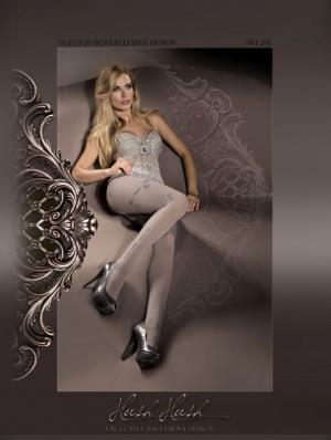 Колготки - Серый Ballerina