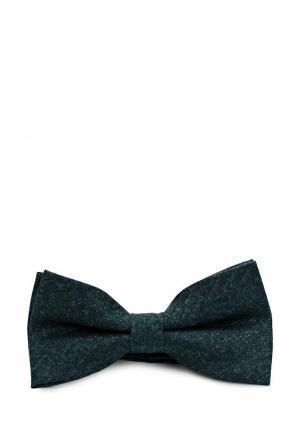 Бабочка Churchill accessories. Цвет: зеленый