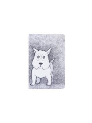 Блокнот Dogs Elan Gallery. Цвет: серый