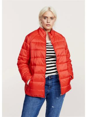 Куртка - SILVER Violeta by Mango. Цвет: красный
