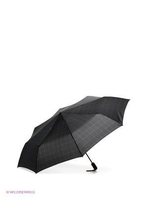 Зонт Eleganzza. Цвет: черный