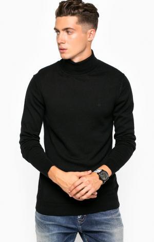 Водолазка Calvin Klein Jeans. Цвет: черный