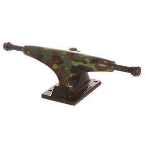 Подвеска для скейтборда  Truck Camo/Black 5.25 (20.3 см) Slant. Цвет: зеленый,коричневый,черный