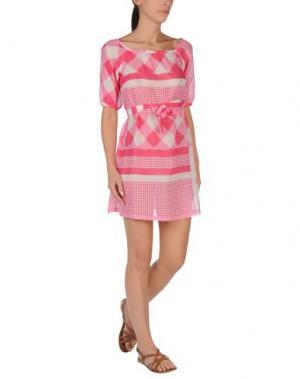 Пляжное платье BLUGIRL BLUMARINE BEACHWEAR. Цвет: светло-фиолетовый