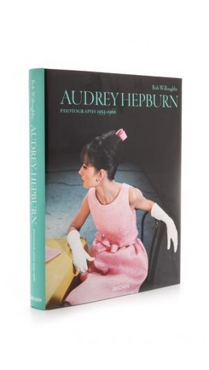 Одри Хепбёрн: Фотографии 1953-1966 Books with Style