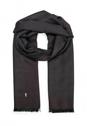 Платок Armani Exchange. Цвет: черный