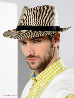 Шляпа Bailey. Цвет: черный, бежевый