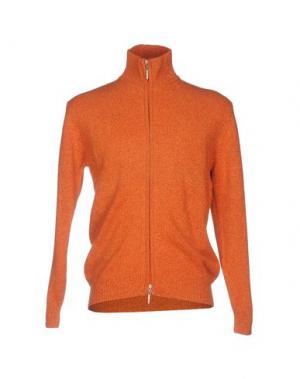 Кардиган BC BULGARI COLLECTION. Цвет: оранжевый