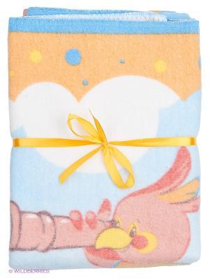 Одеяло Baby Nice. Цвет: голубой, розовый