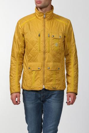 Куртка Bogner. Цвет: желтый