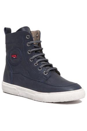 Ботинки U.S. Polo Assn.. Цвет: 200 темно-синий