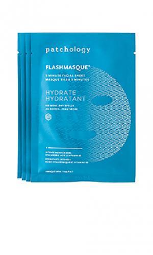 Маска для лица flashmasque Patchology. Цвет: beauty: na