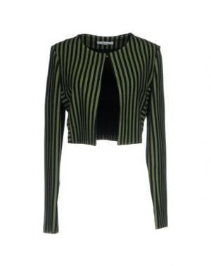 Пиджак BERNA. Цвет: зеленый