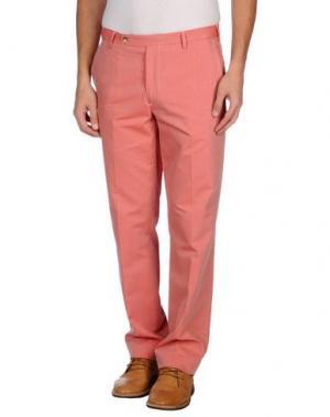 Повседневные брюки ROTASPORT. Цвет: пастельно-розовый