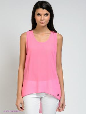 Топ BSB. Цвет: розовый