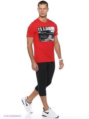 Бриджи Dri-FIT Touch Fleece 3/4 Pants Nike. Цвет: черный